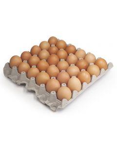Flat de huevos (Bandeja con 30 Unidades)